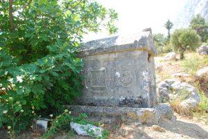 5. Y. 2: Hermaios'un Mezar Yazıtı