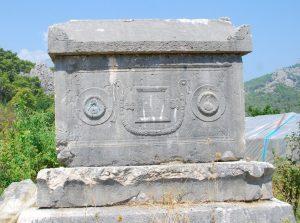5. Y. 4: Hermaios oğlu Hermaios'un Mezar Yazıt