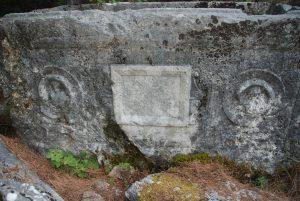 5.Y.7: Hermas ve Eşinin Mezar Yazıtı