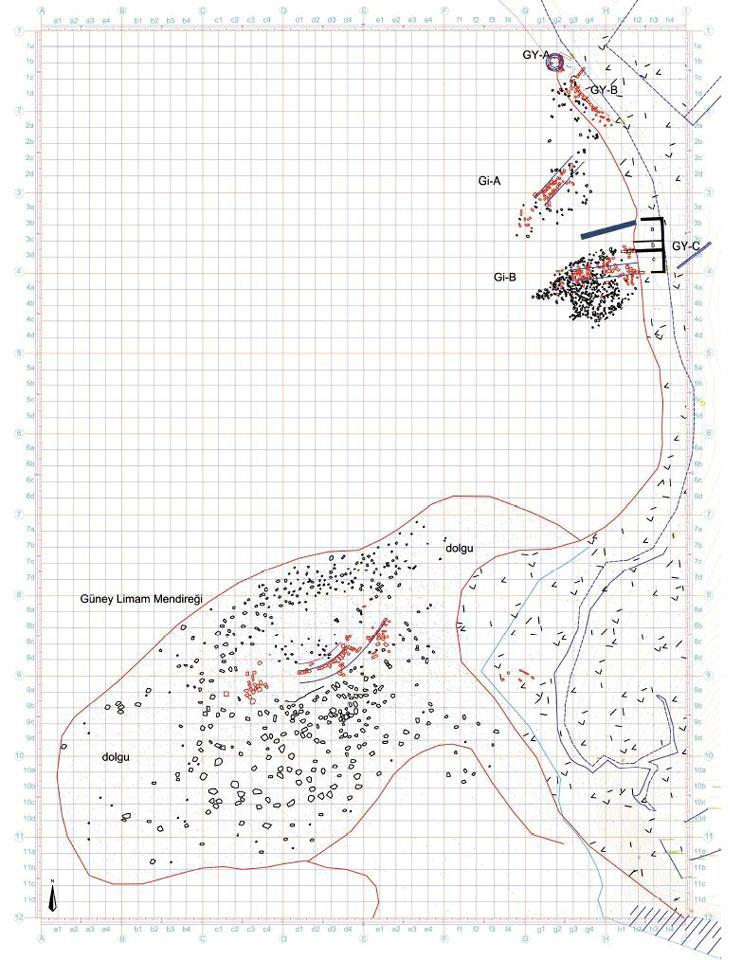 Güney Liman Planı