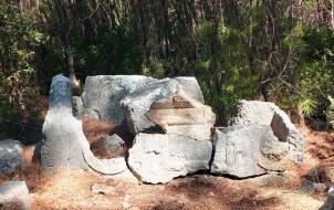 Kuzeydoğu Nekropolis'ten Herophilos'un Lahdi