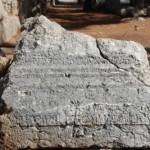 Phaselis'lilerin Boule ve Demos'u Ptolemaios'u Onurlandırıyor