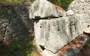Kuzeydoğu Nekropolis'ten Elpidophoros'un mezarı
